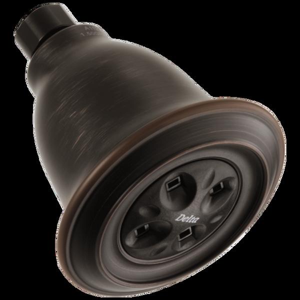 H<sub>2</sub>Okinetic® Single-Setting Raincan Shower Head, image 1