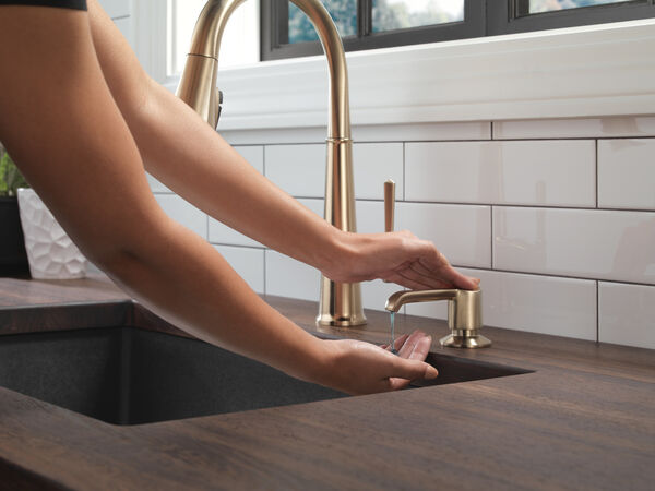 Metal Soap Dispenser, image 5