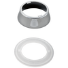 Escutcheon & Gasket - Pull-Out
