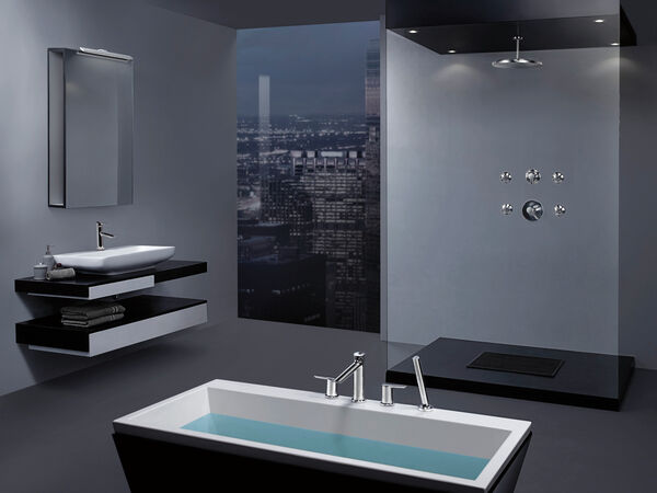 Single Handle Bathroom Faucet with Touch<sub>2</sub>O.xt® Technology, image 18