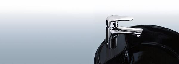 Single Handle Project Pack Faucet- Metal Pop Up, image 2