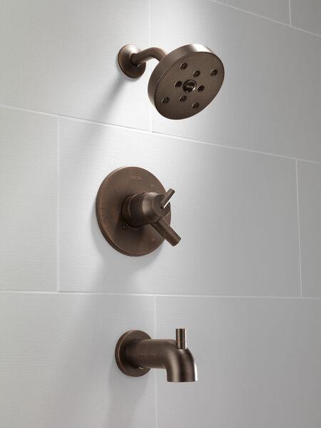 Monitor® 17 Series H<sub>2</sub>Okinetic® Tub & Shower Trim, image 3