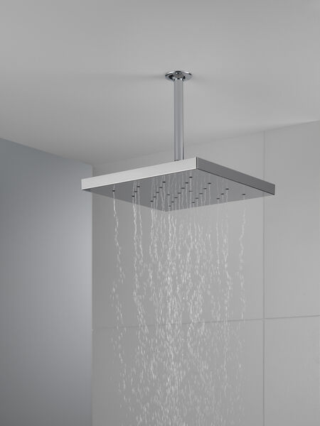 H2Okinetic® Single Setting Shower Head with UltraSoak™, image 5