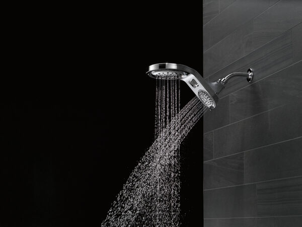 HydroRain® 5-Setting Two-in-One Shower Head, image 23