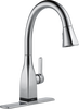 Single Handle Pull-Down Kitchen Faucet with Touch<sub>2</sub>O® and ShieldSpray® Technologies