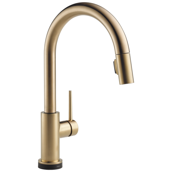 VoiceIQ™ Single-Handle Pull-Down Kitchen Faucet with Touch<sub>2</sub>O® Technology, image 1