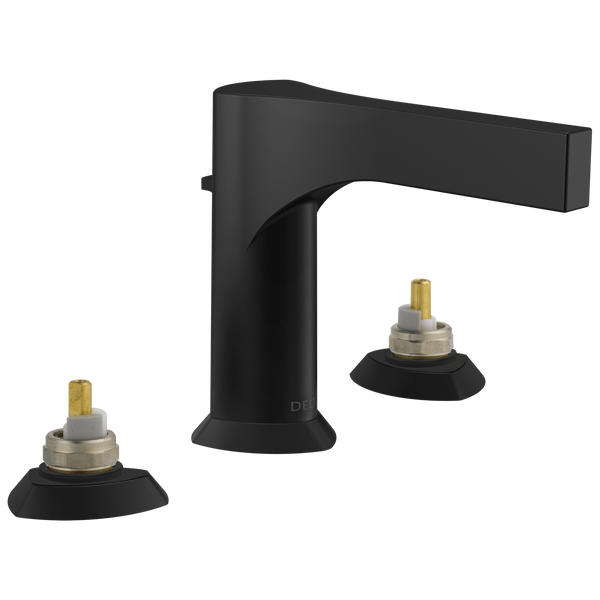 Two Handle Widespread Bathroom Faucet - Less Handles, image 1