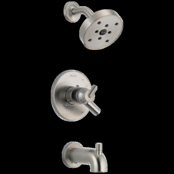 Monitor® 17 Series H<sub>2</sub>Okinetic® Tub & Shower Trim, image 1