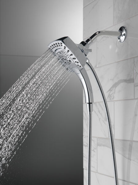 H<sub>2</sub>Okinetic® In2ition® 5-Setting Two-in-One Shower, image 12
