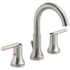 Two Handle Widespread Bathroom Faucet (Recertified)
