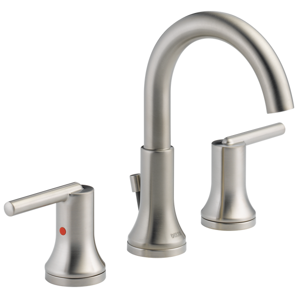 Two Handle Widespread Bathroom Faucet (Recertified), image 1