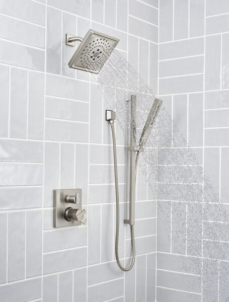Square Wall Elbow for Hand Shower, image 4