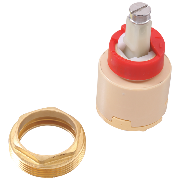 Cartridge & Retainer Ring, image 1