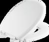 Round Front Slow-Close Toilet Seat