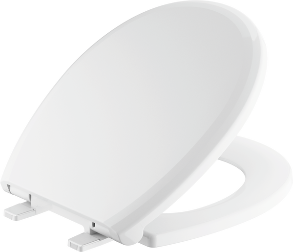 Round Front Slow-Close Toilet Seat, image 2