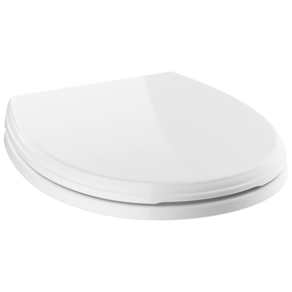 Round Front Standard Close Toilet Seat, image 1