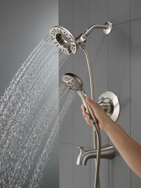 14 Series Tub & Shower Trim with In2ition®, image 8