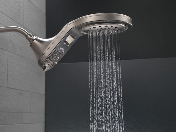 HydroRain® 5-Setting Two-in-One Shower Head, image 25