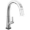 Single Handle Pull Down Kitchen Faucet with Touch<sub>2</sub>O® Technology
