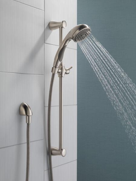 Premium 3-Setting Slide Bar Hand Shower, image 2