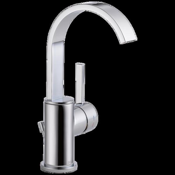 Single Handle Bathroom Faucet (Recertified), image 1