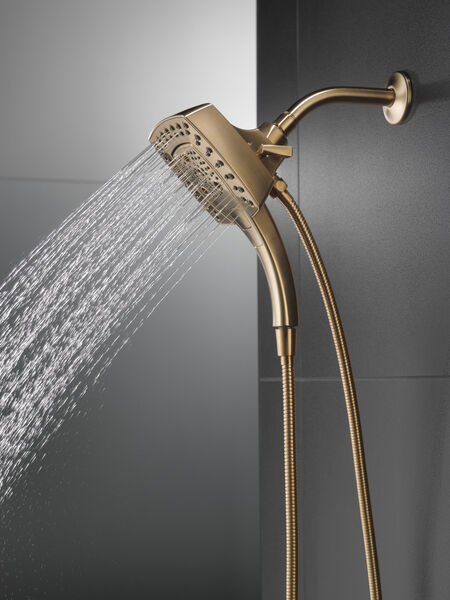 H<sub>2</sub>Okinetic® In2ition® 5-Setting Two-in-One Shower, image 6