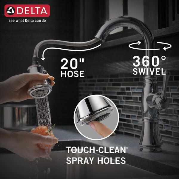 Single Handle Pulldown Bar/Prep Faucet, image 5