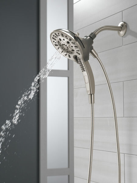 H2Okinetic® In2ition® 5-Setting Two-in-One Shower, image 17