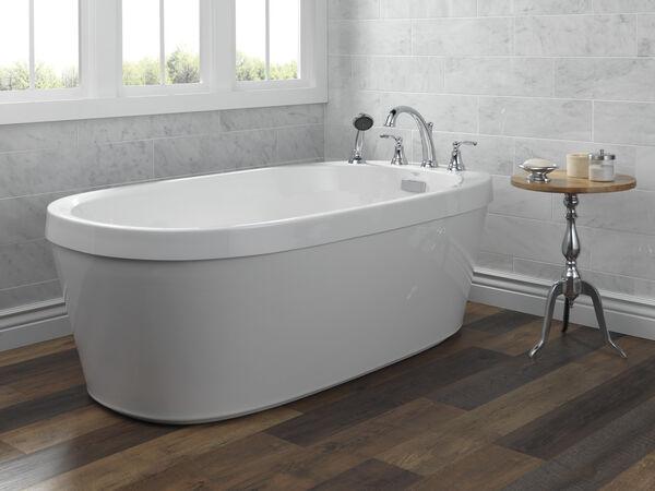 Roman Tub with Handshower Trim, image 3