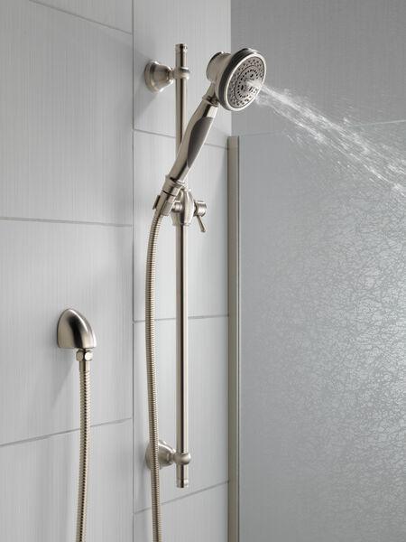 Premium 3-Setting Slide Bar Hand Shower, image 5