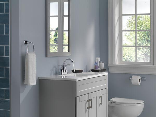 Two Handle Centerset Bathroom Faucet, image 4