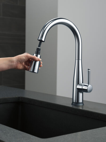 VoiceIQ™ Single Handle Pull-Down Faucet with Touch20® Technology, image 11