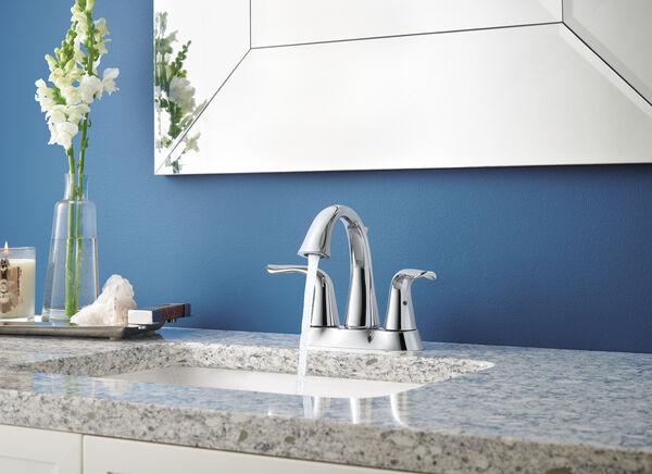 Two Handle Centerset Bathroom Faucet, image 8