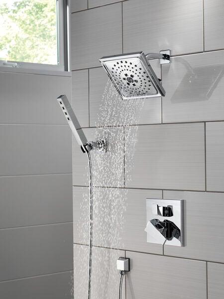 H<sub>2</sub>Okinetic® 3-Setting Raincan Shower Head, image 7