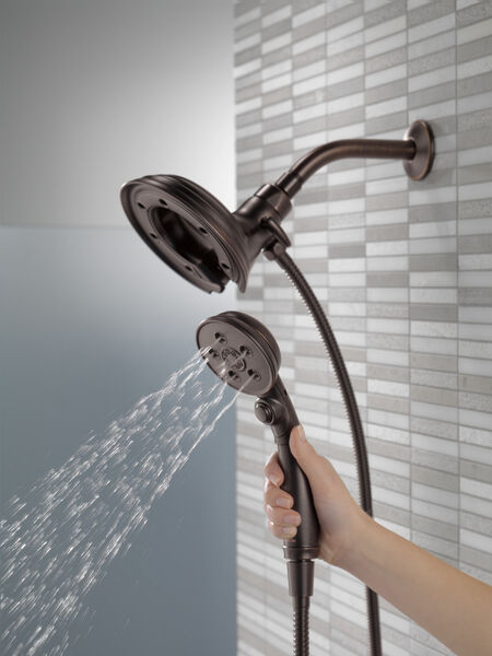 H<sub>2</sub>Okinetic® In2ition® 4-Setting Two-in-One Shower, image 5