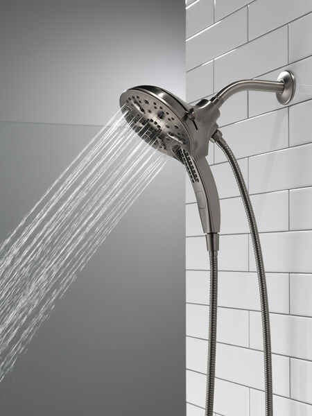In2ition® H<sub>2</sub>Okinetic® 5-Setting Two-in-One Shower, image 20