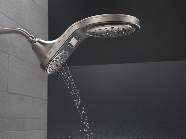 HydroRain® 5-Setting Two-in-One Shower Head, image 34