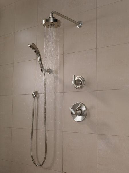 H<sub>2</sub>Okinetic® Single-Setting Raincan Shower Head, image 14
