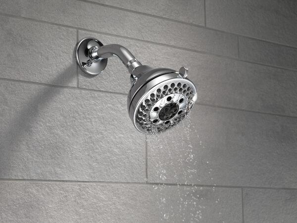 H<sub>2</sub>Okinetic® 5-Setting Shower Head, image 2