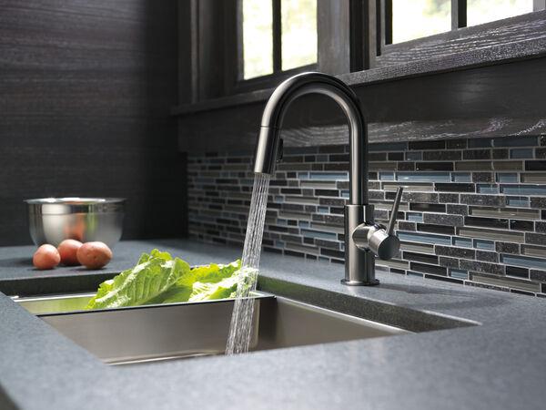 Single Handle Pull-Down Bar/Prep Faucet, image 10