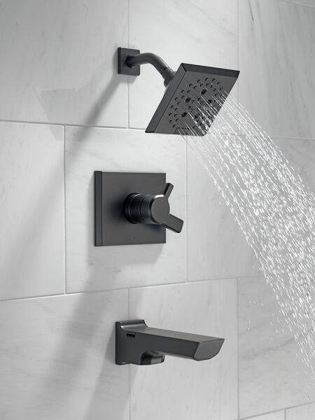 Monitor® 17 Series H<sub>2</sub>Okinetic® Tub and Shower Trim, image 7