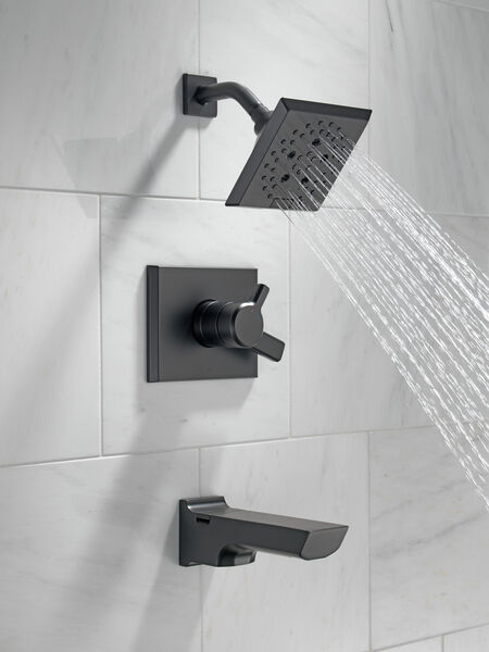 Monitor® 17 Series H<sub>2</sub>Okinetic® Tub and Shower Trim, image 4
