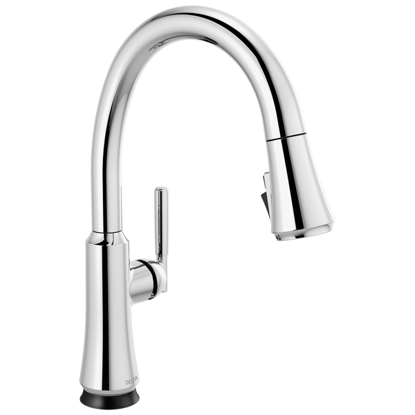 Single Handle Pull Down Kitchen Faucet with Touch<sub>2</sub>O Technology, image 1