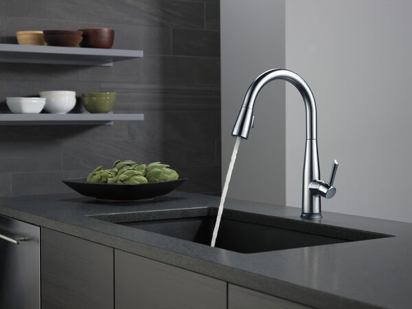 VoiceIQ™ Single Handle Pull-Down Faucet with Touch20® Technology, image 15
