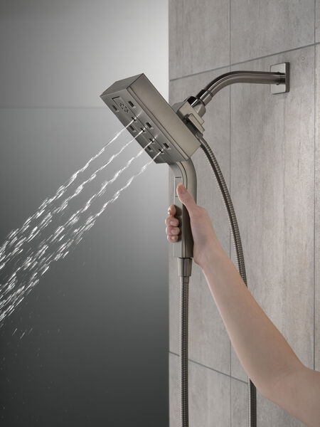 H2Okinetic® In2ition® 4-Setting Two-in-One Shower, image 2