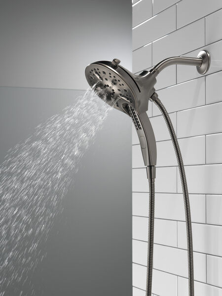 In2ition® H<sub>2</sub>Okinetic® 5-Setting Two-in-One Shower, image 18
