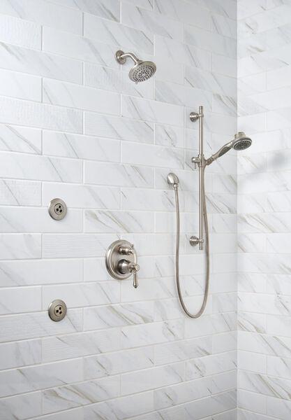 Premium 3-Setting Slide Bar Hand Shower, image 9