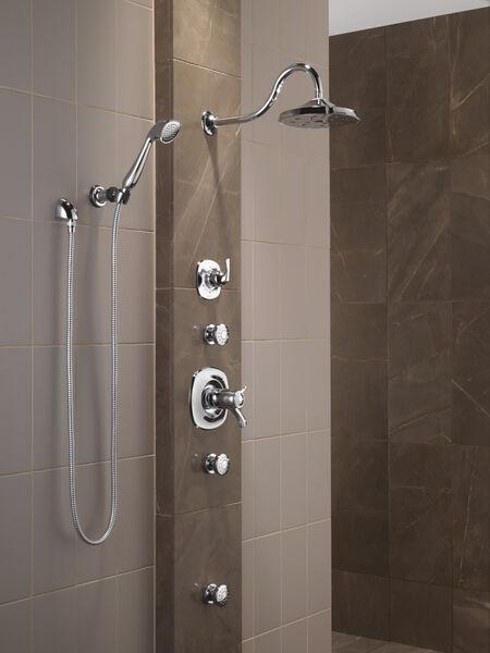 TempAssure® 17T Series H2Okinetic® Shower Trim, image 8