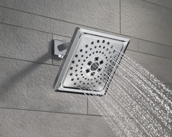 H<sub>2</sub>Okinetic® 3-Setting Raincan Shower Head, image 16