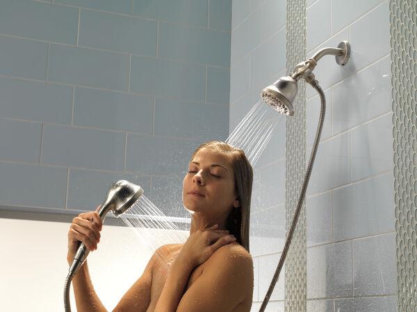Shower Arm & Flange, image 3